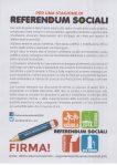 """CAMPAGNA RACCOLTA FIRME """"REFERENDUM SOCIALI"""" su scuola, beni comuni, trivelle e inceneritori"""