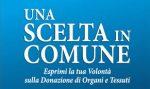 Consenso alla donazione di organi e tessuti