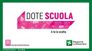 Slide Dote Scuola 2020_2021 16.9