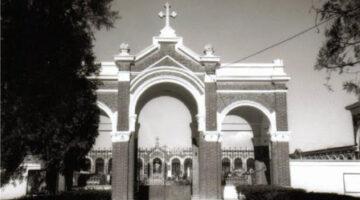 entrata vecchio cimitero